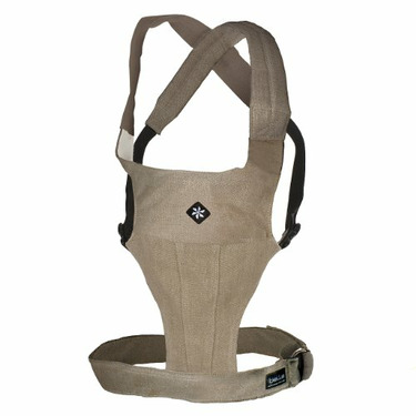 Belle Baby Carriers Organic Earth, Natural