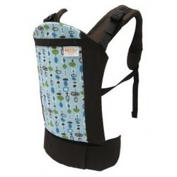 Beco B2-AID-ESP Butterfly 2 Baby Carrier AIDEN - Expresso