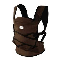 Freehand Baby Carrier, Brown