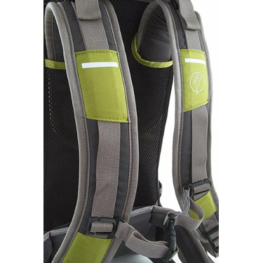 Littlelife Freedom Child Carrier, Green/Charcoal