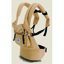 ERGO Baby Carrier w/ Solid Lining - Camel w/ Camel