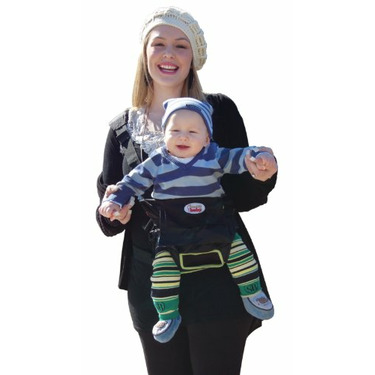 Mom's Deluxe 3 in 1 Plus Combo Carrier - Black