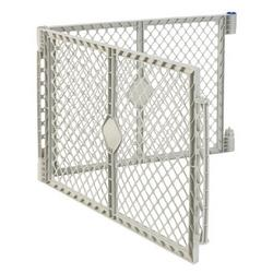 North States Industries Two-panel Extension Kit for Superyard XT, White