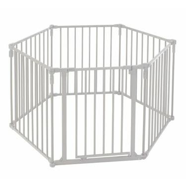 North States 3 in 1 Metal Superyard  - 3 Gates in 1