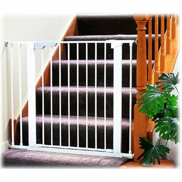 "KidCo Center Gateway Child Safety Gate 5.5"" Extension - White"