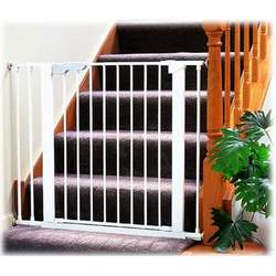 "KidCo Center Gateway Child Safety Gate 5.5"" Extension - White"