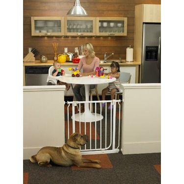 North States Easy-Close Heavy Duty Metal Gate