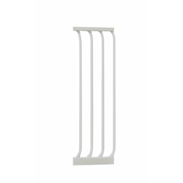 "Dreambaby 10.5"" Gate Extension, White"