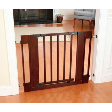 The First Years Home Décor Wood Gate