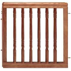 Evenflo Home Décor Wood Gate - Harvest Oak
