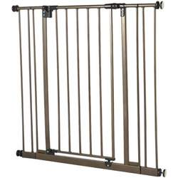 North States Extra Tall Easy Close Gate, Bronze