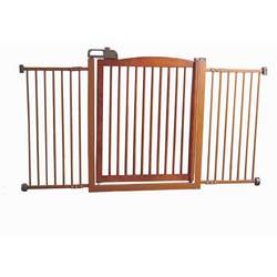 Richell 94134 One-Touch 150 Pet Gate with Autumn Matte Finish