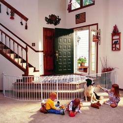 "KidCo ConfigureGate Child Saftey Gate 8"" Extension - White"