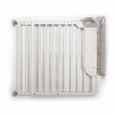 Safety 1st Security Alarm Gate, White
