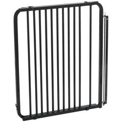 Cardinal Pet Gates Auto-Lock Pet Gate, Black, MG-15