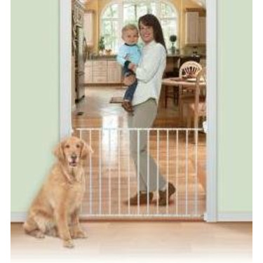 Summer Infant Secure Entry Metal Gate
