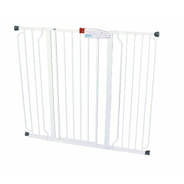 Regalo Extra Tall Widespan Gate, White