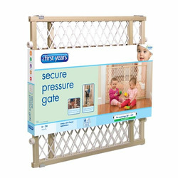 The First Years Secure Pressure Gate