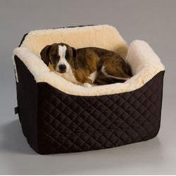 Lookout 1 Pet Car Seat Medium Black