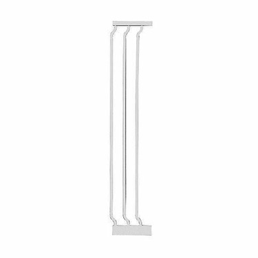 "Dreambaby 7.0"" Extra Tall Gate Extension, White"