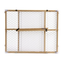 """Safety 1st 24"""" Wood Security Gate"""