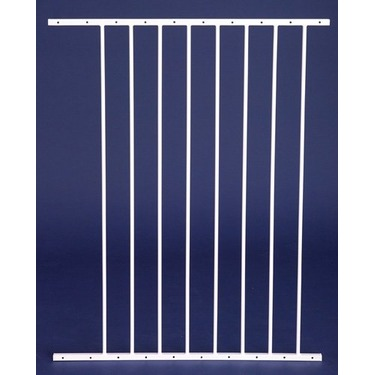Carlson Extra Tall Maxi Gate Extension - White