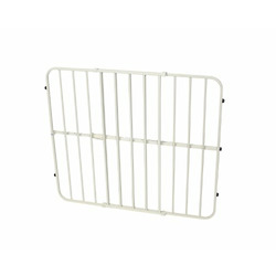 Regalo Extra Tall Guardian Expandable Gate, White