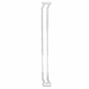 "Dreambaby 3.5"" Extra Tall Gate Extension, White"