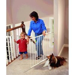 KidCo Safeway® Child Safety Gate - White