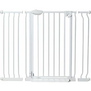 dexbaby Universal Safety Gate, White