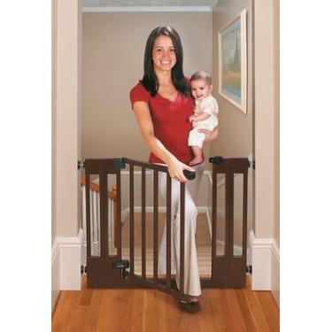 Sure & Secure Deluxe Wood Walk-Thru Gate