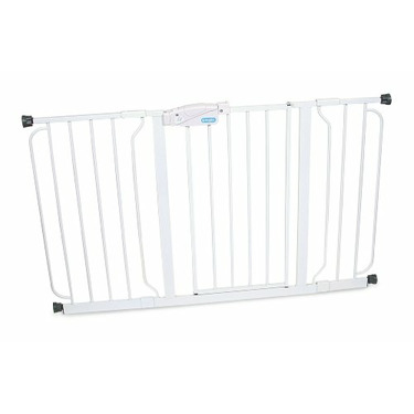 Regalo Widespan Gate, White