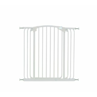 Dreambaby Extra Tall Swing Closed Hallway Security Gate, White