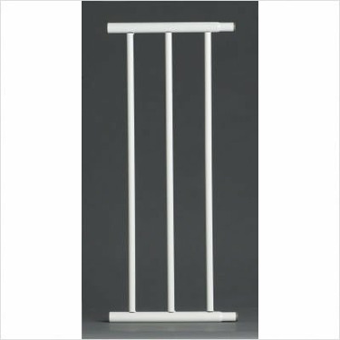 "Extension for Mini Gate - White (6"")"
