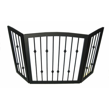 Emperor Rings Free Standing Dog Gate