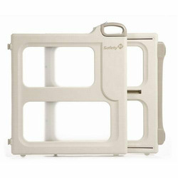 Safety 1st Perfect Fit Gate - White