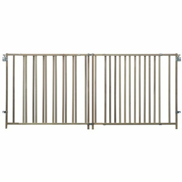 North States Industries Extra-Wide Swing Gate
