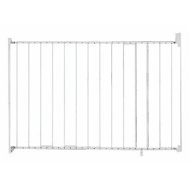 Summer Infant Sure and Secure Deluxe Secure Entry Metal Gate