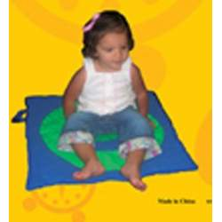 Toddler Timeout Mat and Timer