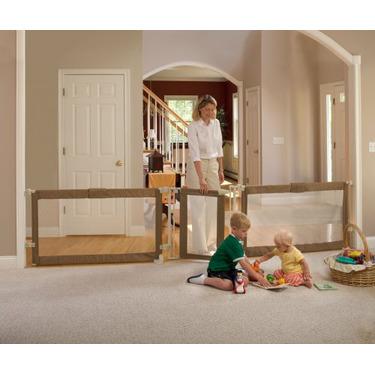 Parents' Super-Wide Custom-Fit Gate