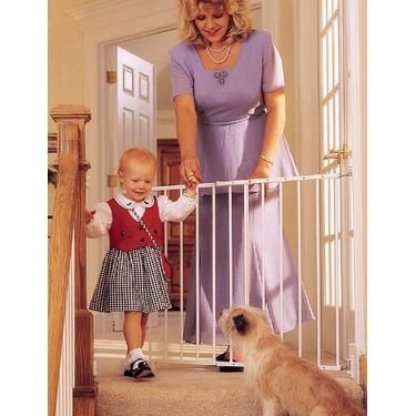 Kidco Pet Gate SafeWay 24.75-43.5W x 30.5H Inch