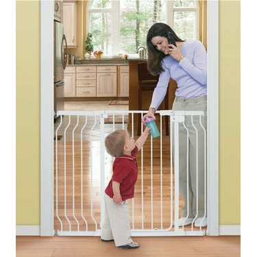 Summer Infant Sure And Secure Tall Walk-Thru Gate - SUMR003-1