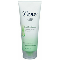 Dove Cool Moisture Foaming Cleanser