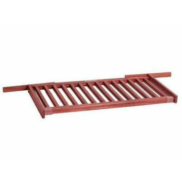Dynamic Accents All Wood Freestanding Pet Gate Large - Mahogany