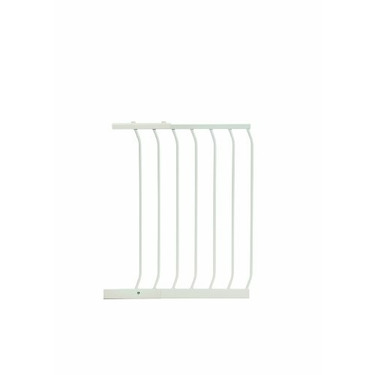 """Dreambaby 21"""" Gate Extension, White"""