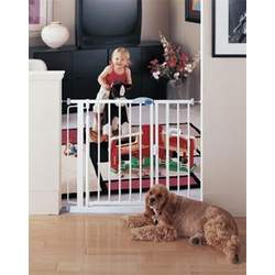 "Auto Close Baby Gate, 5 3/4"" extension"