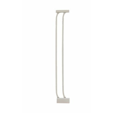 """Dream Baby Tall Security Gate Extension - White (3.5"""")"""