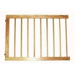 Extension for Step Over Gate Finish: Medium Oak
