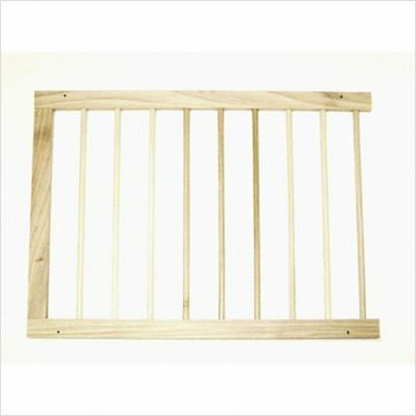Extension for Step Over Gate Finish: Natural