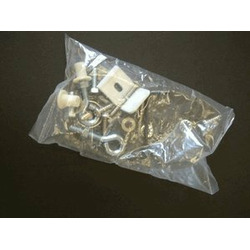 Stainless Steel Hardware for SS30A Gate Colors: White